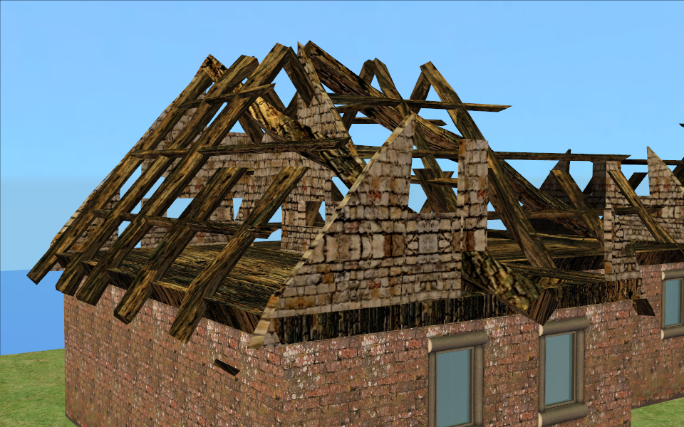 A Roof Over Your Head Bestbuilditems4sims2