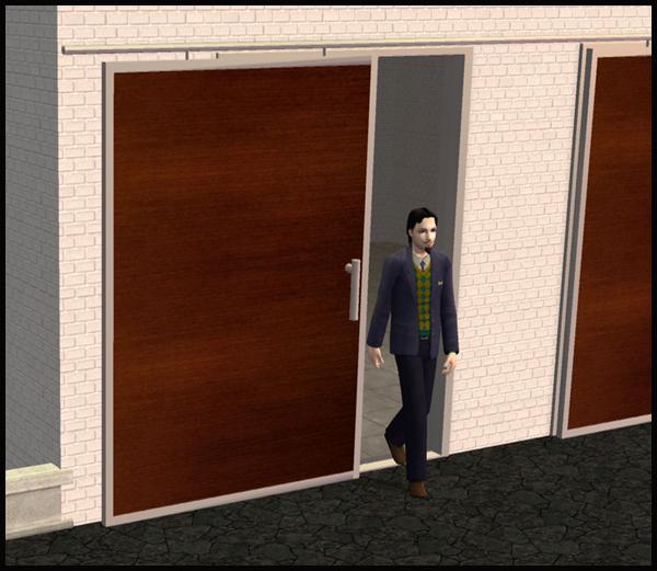 Sliding Doors The Sims 4: Bestbuilditems4sims2