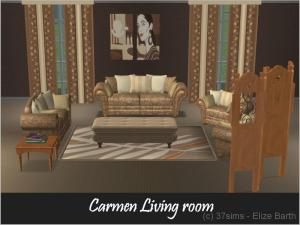 37sims_carmen_living_original_mesh_set