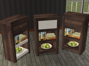 fairywitchsims_nordic_study_bookcases_bjoern_XL