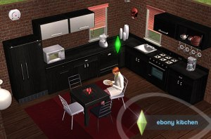 fairywitchsims_set_kitchen_ebony