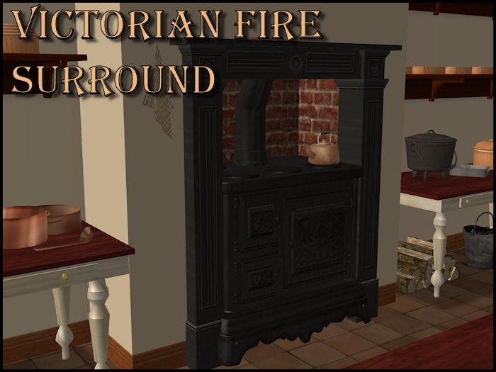 Fire surround cover